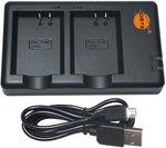 LP-E10 USB Duolader (Canon)