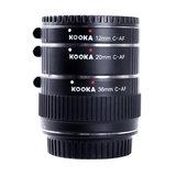 KK-C68 Macro Ringen set (Canon)