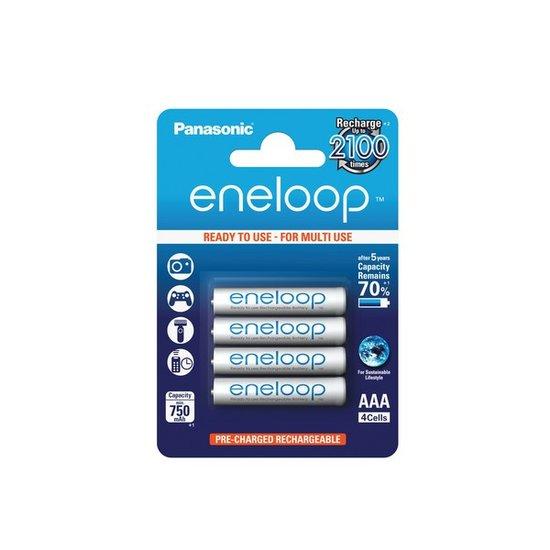 Eneloop AAA Batterijen (Panasonic)