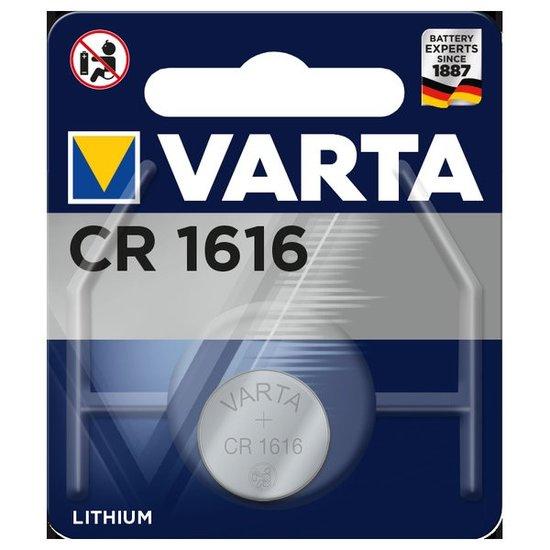 CR1616 Knoopcel Batterij (Varta)