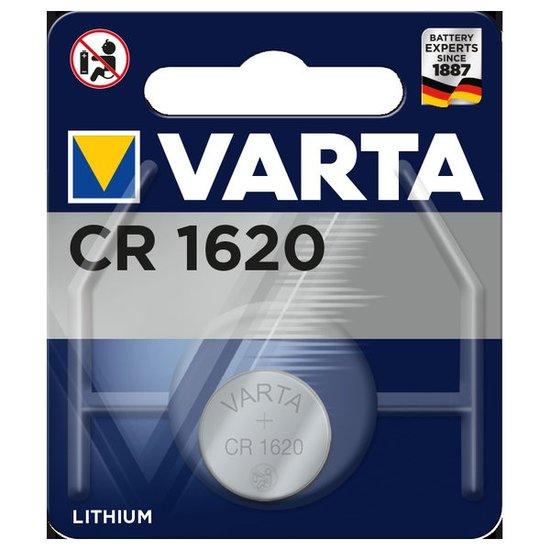 CR1620 Knoopcel Batterij (Varta)