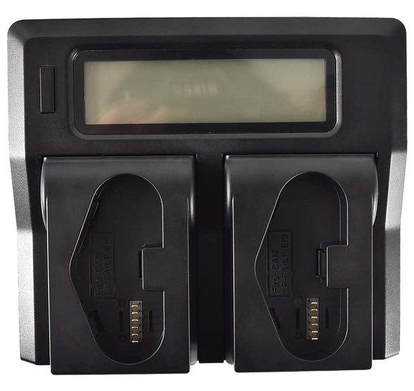 LP-E19 Oplader (Canon)