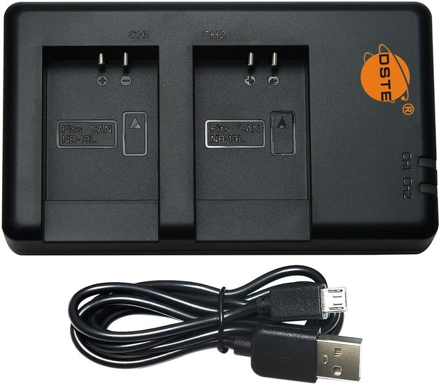 NB-13L USB Duolader (Canon)