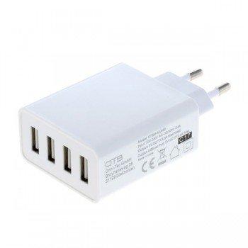 Stopcontact Multi-USB Adapter