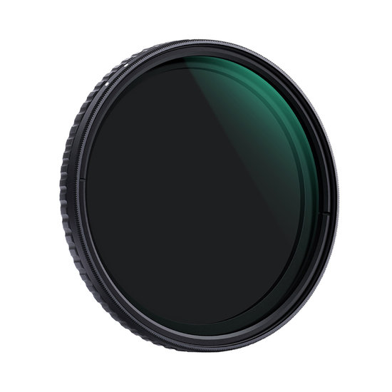 K&F Variabel Grijsfilter ND2-ND32 (62mm)