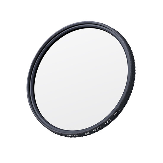 K&F Slim Circulair Polarisatiefilter (58mm)