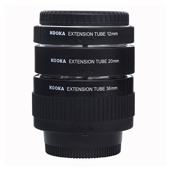 KK-N68 Macro Ringen set (Nikon)