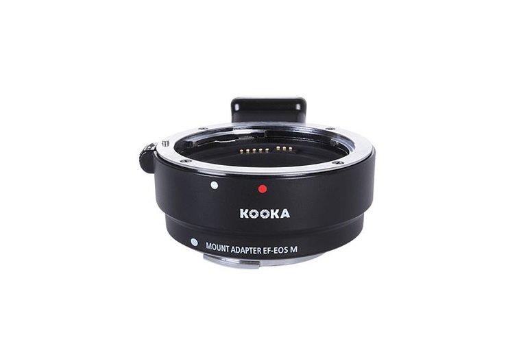KK-EM01A EF/EF-S Lens adapter (Canon)