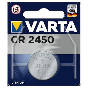 CR2450 Knoopcel Batterij