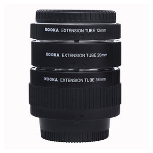 Kooka KK-N68 Extension tube set (Nikon)
