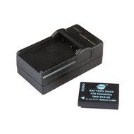 DMW-BGC10E Accu & Oplader (Panasonic)