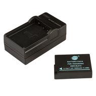 DMW-BLD10E Accu & Oplader (Panasonic)