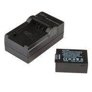 DMW-BMB9E Accu & Oplader (Panasonic)